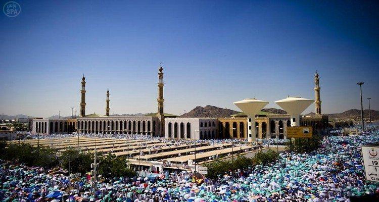 Terjemah Khutbah Arafah 10-12-1435 H dari Masjid Namirah