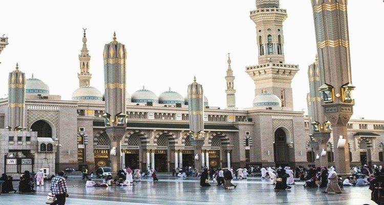 Kota Madinah, Keutamaan dan Adab Bagi Pengunjungnya