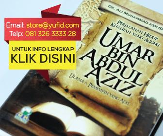 Buku Kisah Umar bin Abdul Aziz
