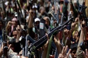 Menjaga Yaman dari Para Pemberontak